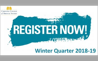 Winter Quarter 2018-19