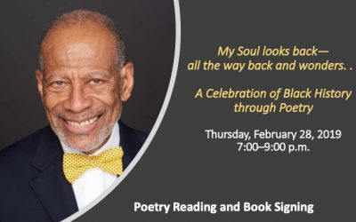 Poetry Reading and Book Signing