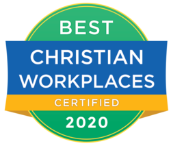 CCBS Certified by The Best Christian Workplace Instititue