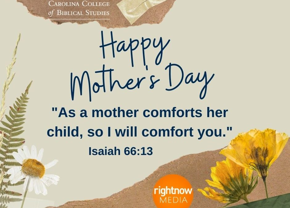 CCBS Celebrates Mother's Day
